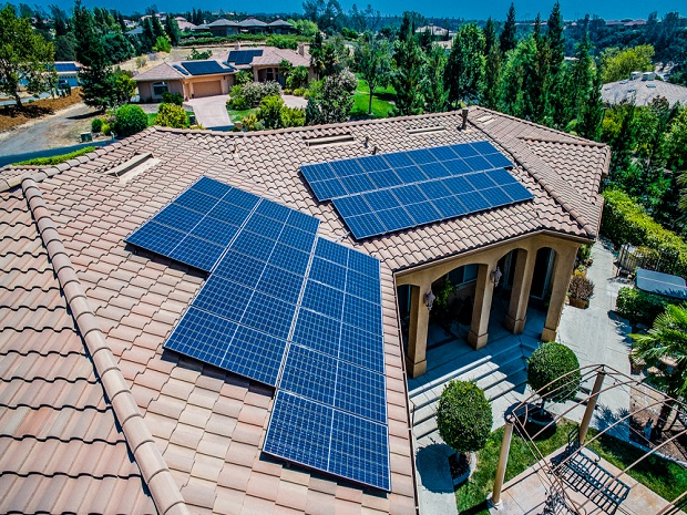 Complete Residential 10kW On Grid Solar Home System