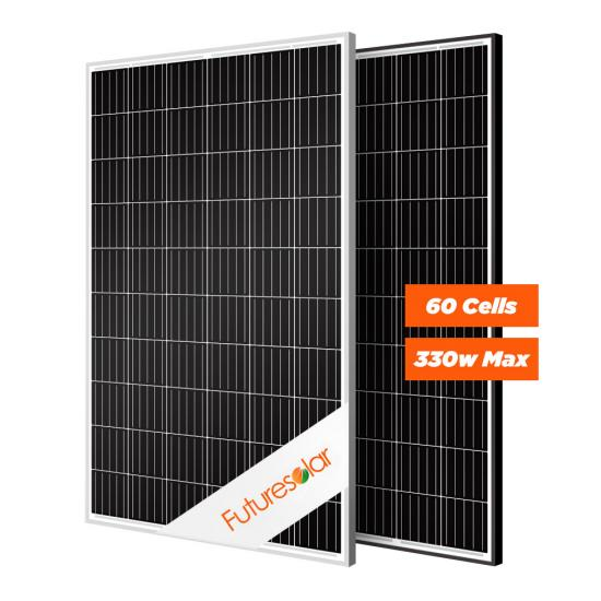 Futuresolar 60 Zelle 280w-325w black mono solar panels